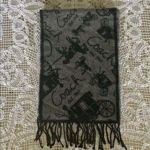Coach Horse & Carriage scarf